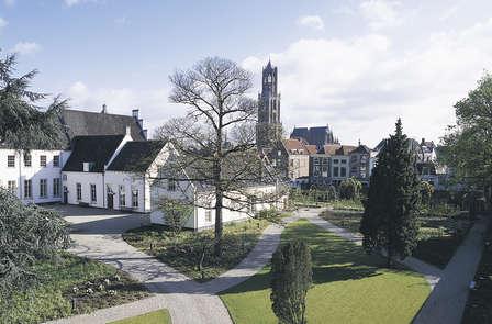 Hôtel 5 étoiles et vélo à Utrecht