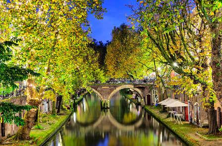 Disfruta del lujo en el corazón de Utrecht (desde 2 noches)