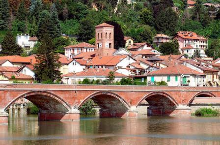 Tra i paesaggi piemontesi alle porte di Torino