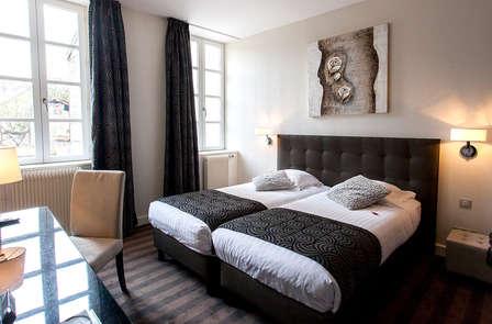 Détendez-vous en chambre exécutive et découvrez les joyaux de Dijon
