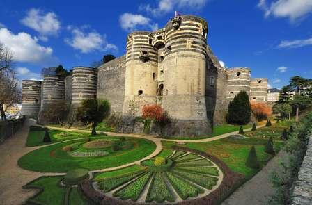 Weekend avec visite du Château d'Angers