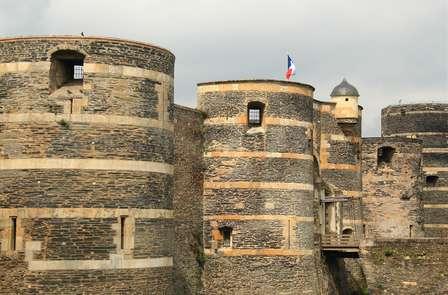 Week-end à Angers avec visite du Château
