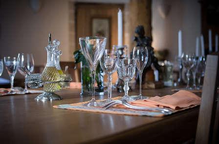 Escapade gourmande et cours de cuisine au Château de la Morinière