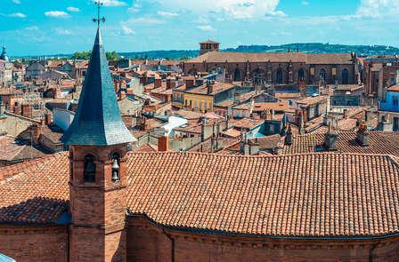 4 étoiles à deux pas du Capitole à Toulouse