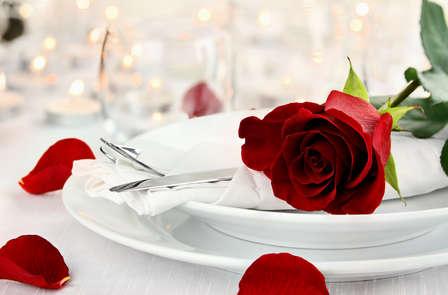 Saint Valentin: Week-end avec dîner dans le Luberon