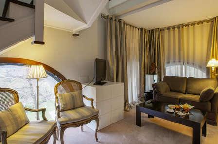 Hoteles inolvidables: Junior Suite Duplex en el Bosque de la Zoreda