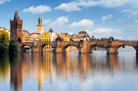 Descubre Praga en un 4 estrellas (desde 2 noches)