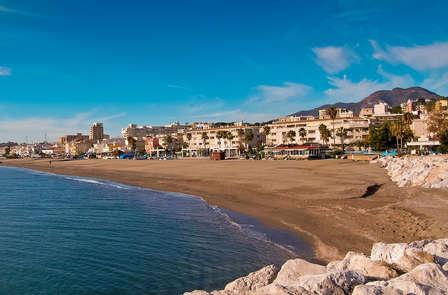Escapada cerca del mar en Torremolinos