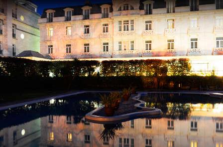 Escapada en el Balneario de Solares con piscina termal y cóctel sin alcohol en la terraza