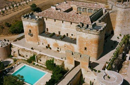 Escapada inolvidable a un Castillo Medieval del S.XV