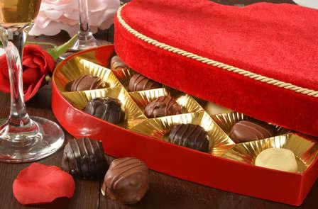 Valentijnsdag uitje in een romantisch kasteelhotel in de buurt van Giverny