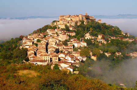 Découvrez le village médiéval de Cordes-sur-Ciel