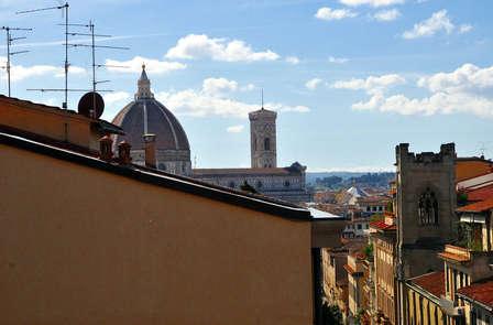 Hartje Florence op een steenworp afstand van de kathedraal