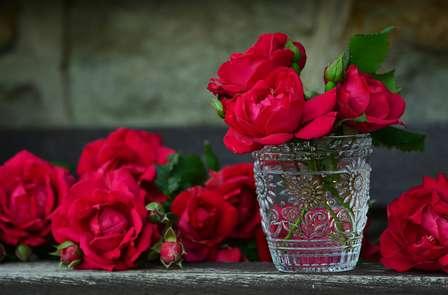Pause bien-être avec ambiance romantique pour une Saint Valentin réussie