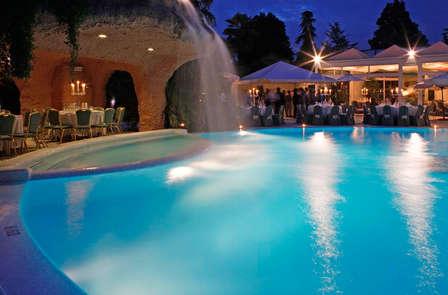 Nuit pleine de beauté près de Trévise et Venise