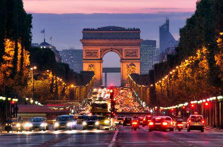 Stedentrip Parijs dichtbij de Champs-Elysées
