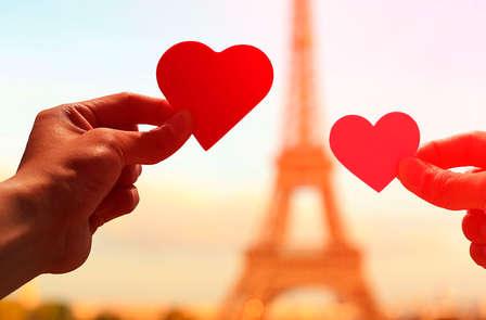 Saint Valentin : pause gourmande et atmosphère romantique au cœur de Paris