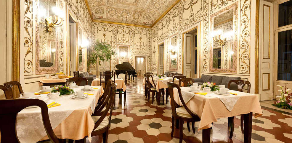 Hotel Naples Centre Historique
