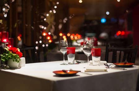 Valentijn op de Veluwe: Luxe kamer, bubbels en romantisch diner