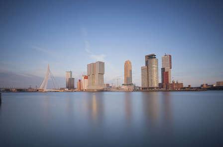 Ontdek de moderne stad Rotterdam