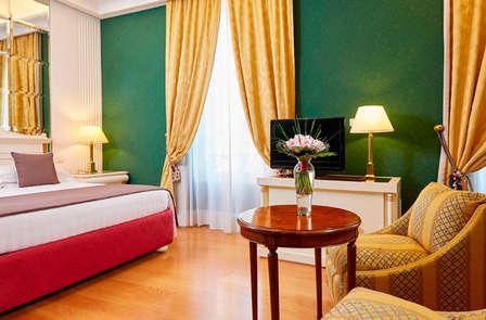 Luxe in het historische Florence in een 5-sterren suite
