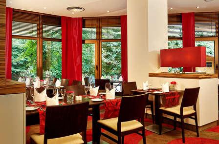 Ontspannen weekend met diner in Bad Soden (vanaf 2 nachten)