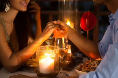 Escapada romántica en plena naturaleza con cena y ambiente romántico