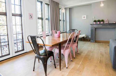 Citytrip Luik in een appartement voor 6 personen