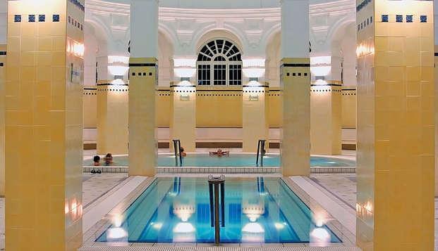 Wellness en ontspanning in de thermale baden van Boedapest