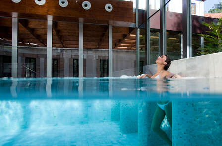 Vive una experiencia termal de lujo en Oviedo
