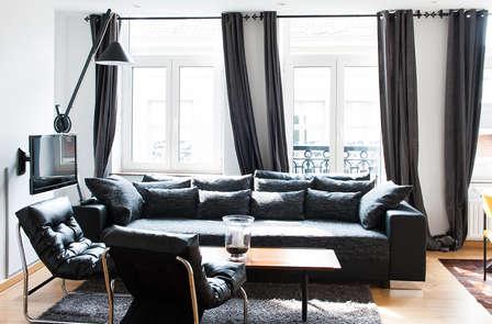 Citytrip Luik in een appartement voor 4 personen