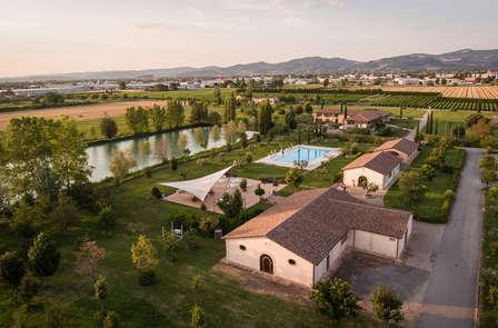 Soggiorno tra natura e benessere nell'incantevole Assisi