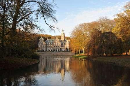Weekend in monumentaal landhuis nabij Haarlem