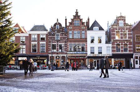 Surprise romantique à Delft