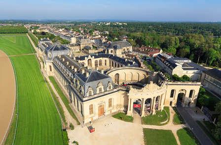 Soggiorno di relax con accesso al Castello di Chantilly