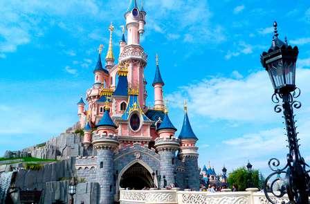 Week-end avec entrées aux Parcs Disney® (1 jour / 2 parcs)