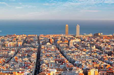 Romantiek en wellness in Barcelona