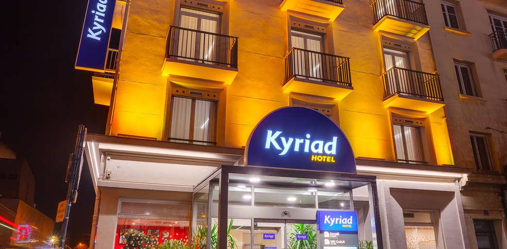 H U00f4tel Kyriad Rennes Centre  H U00f4tel De Charme Rennes