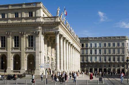 Week-end decouverte à Bordeaux