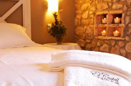 Séjour avec spa privée à Berguedà