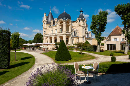 Week-end bien-être avec soins dans un château***** à Saint-Emilion