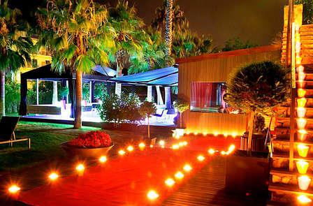Accès au spa et demi-pension spa à Lloret de Mar (à partir de 2 nuits)