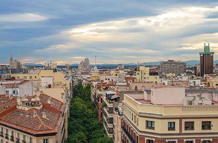 Scopri Madrid e i suoi sapori in un hotel 4*