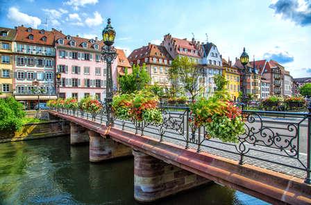 Week-end détente en Alsace
