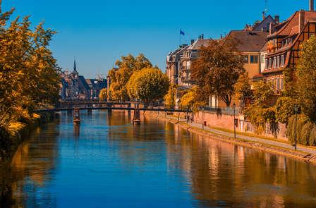Découverte de Strasbourg