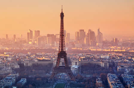Weekend intrigante con Lovebox e vista panoramica su Parigi