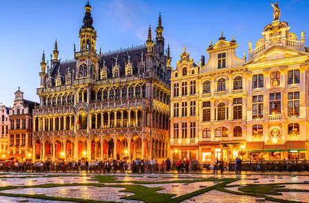Dromen in een poëtische kamer in Brussel en geniet van speciaal welkomstbiertje (vanaf 2 nachten)