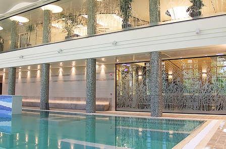 Escapada Bienestar con media pensión y circuito termal en un Balneario en Zaragoza (desde 2 noches)