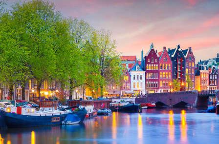 Geniet van een kamer met balkon in Amsterdam en ontdek de hoofdstad