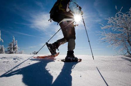Escapada con excursión en raquetas de nieve y acceso al spa en Port ainé